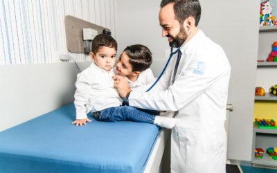 ¡A mi hijo le asusta ir al pediatra!