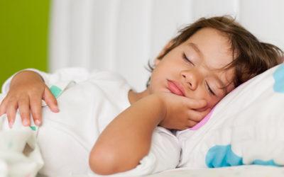 ¿Cómo influye la melatonina en el sueño de los niños?